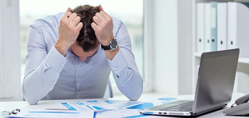 riscos psicossociais no trabalho