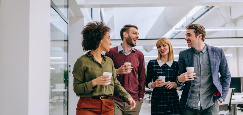 como crear buen ambiente laboral
